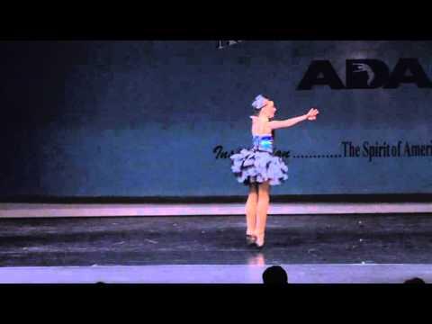 Madison Letwinski, Cooler Couleur, Jazz Solo, P&P Dance Centre', ADA Regionals Detroit 2012