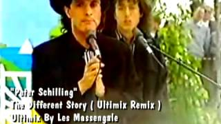 Peter Schilling The Different Story  Ultimix Remix  HQ Video Mix
