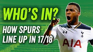 Tottenham transfers: how spurs could line up in 17/18!