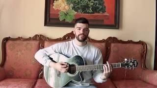 Liam Payne, J. Balvin - Familiar (acoustic cover)