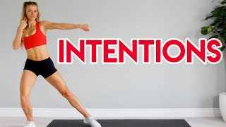 Justin Bieber - Intentions FULL BODY WORKOUT ROUTINE