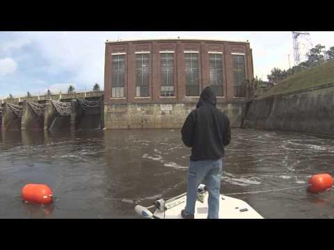 Striper Fishing The Ochlocknee River