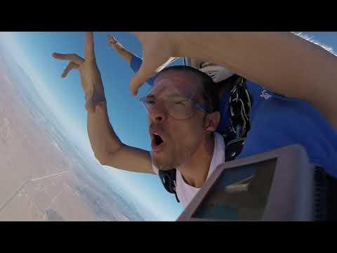 GoJump Las Vegas | Tandem Skydiving | 18 July 2019