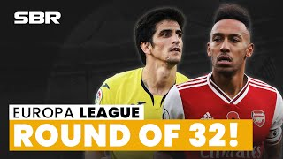 Europa League Picks | Round of 32 Tips and Predictions