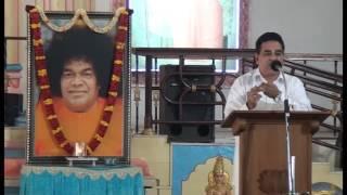 SAMARPAN#72 : 16 April 2017  - Talk by  Shri. MLN Swamy