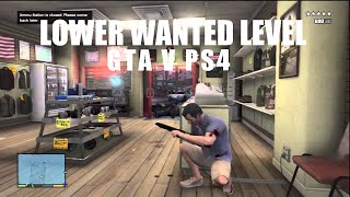 grand theft auto 5 lower wanted level cheat code gta v xbox 360