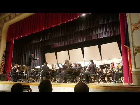 Mark Twain Middle School 2018 Winter Concert - 7th & 8th Grade Concert Band