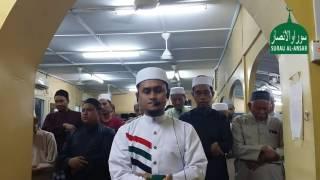 Surah Al-Mulk | Ustaz Mohd Fahmi Asraf Bin Razali | Surau Al Ansar Taman Sri Rampai | 7 Jun 2017
