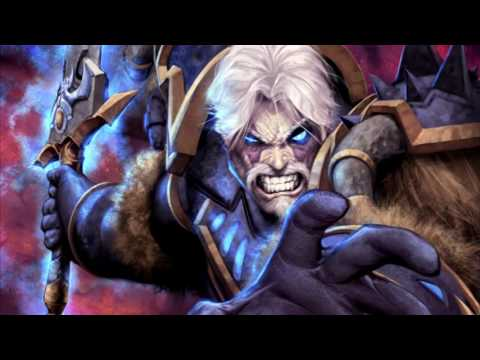 World of Warcraft - реплики Тассариана.