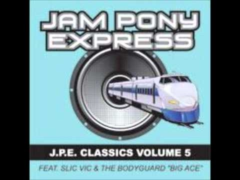 Jam Pony Express  Body mechanic and Play at your own risk!