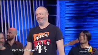 Propaganda Live - Puntata 30/03/2018