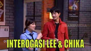 Download lagu [FULL] INTEROGASI LEE JEONG HOON & CHIKA JESSICA   LAPOR PAK! (05/04/21)