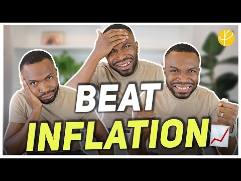 Why You're Getting Poorer Everyday (HOW TO BEAT INFLATION)