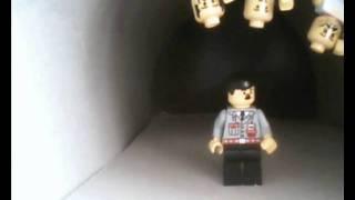 Adolf, du alte Nazisau (Lego Trickfilm)