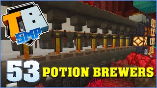 Potion Brewer | Truly Bedrock Season 2 Episode 53 | Minecraft Bedrock Edition