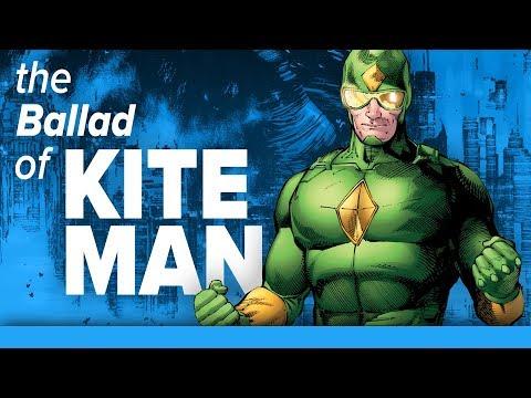 What Kite Man teaches us about comic book writing. | Auram's Comics