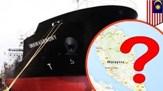 Southeast Asian pirates suspected of hijacking and hiding Malaysian oil tanker - TomoNews