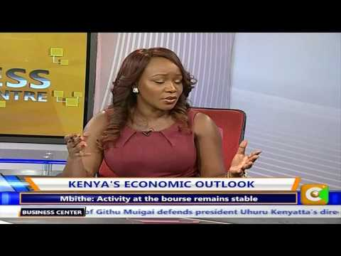 Business Center Interview: Kenya's Economic Outlook