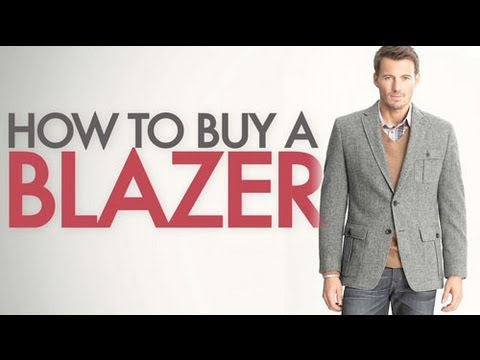 How To Buy A Blazer - YouTube