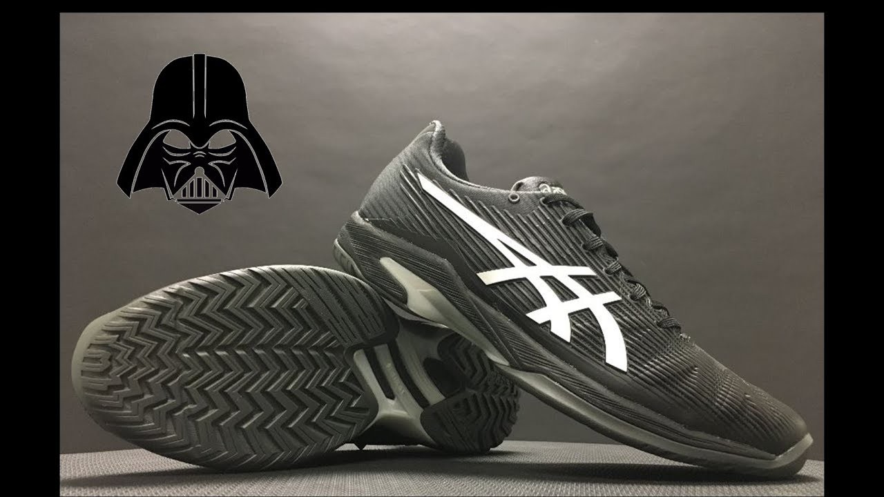 trampa caravana Múltiple  May the FForce be with You: Asics Solution Speed FF Shoe Review | TENNIS  EXPRESS BLOG