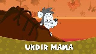 Undir Mama - Latest Marathi Balgeet & Badbad Geete 2016 | Marathi Rhymes For Children