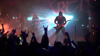 Amon Amarth - The Pursuit of Vikings (live in Minsk - 29.08.17)