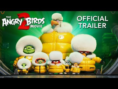 Enemies become frenemies in The Angry Birds Movie 2 – Watch the