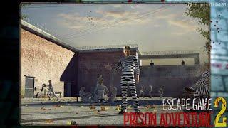 Escape Game: Prison Adventure 2 FULL GAME Walkthrough