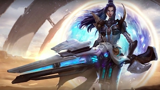League of Legends Official Pulsefire Caitlyn Skin Trailer