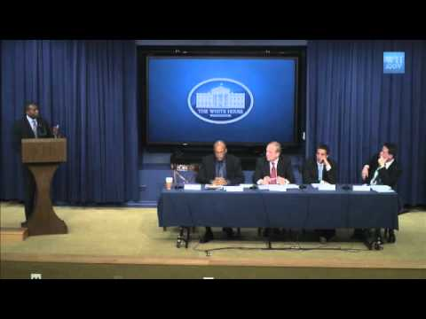 White House Forum on Intellectual Property Theft (Part 1)