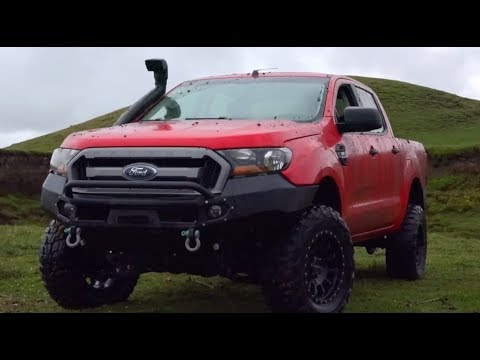 Test Drive: Nueva Ford Ranger