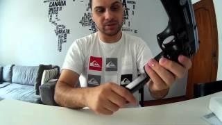 Pistola Taurus PT92 - Airsoft - Spring - Slide Metal - Review