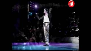 Michael Jackson - You Are Not Alone Live In Tunisia