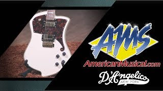 D'Angelico Deluxe Ludlow Overview - American Musical Supply