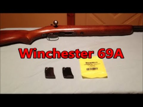 Winchester 69a Rifle Manual