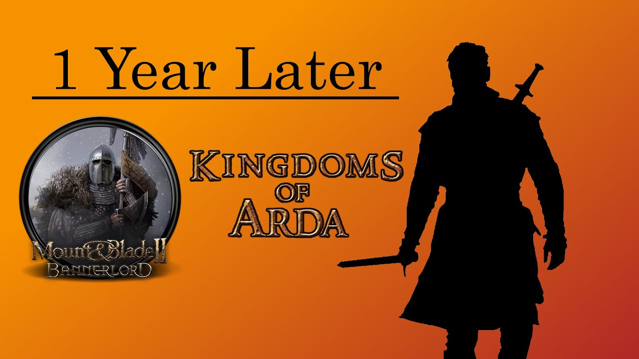 Kingdoms of Arda | Bannerlord Modding Tools | Future content on the channel