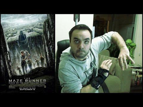 MAZE RUNNER: CORRER OU MORRER (The Maze Runner, 2014) - Crítica