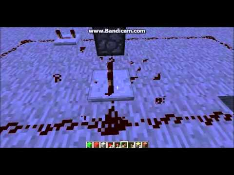 how to make redstone ticker