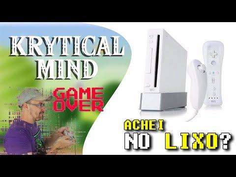 FIM DO CANAL KRYTICALMIND + GAMES QUE ACHEI NO LIXO