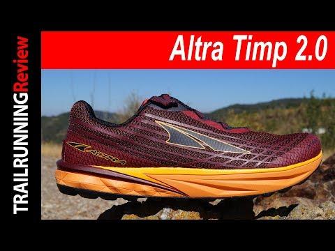 Altra Timp 2.0 Review - La zapatilla no maximalista más amortiguada de Altra