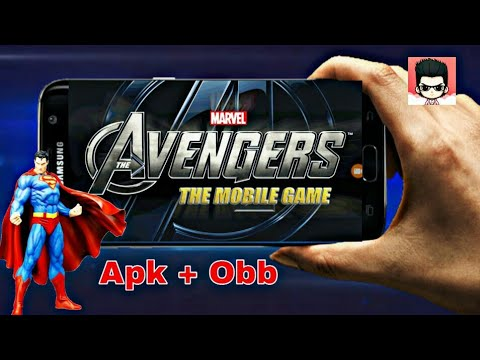 [5MB] Download Marvel Avengers Mobile Game For Android