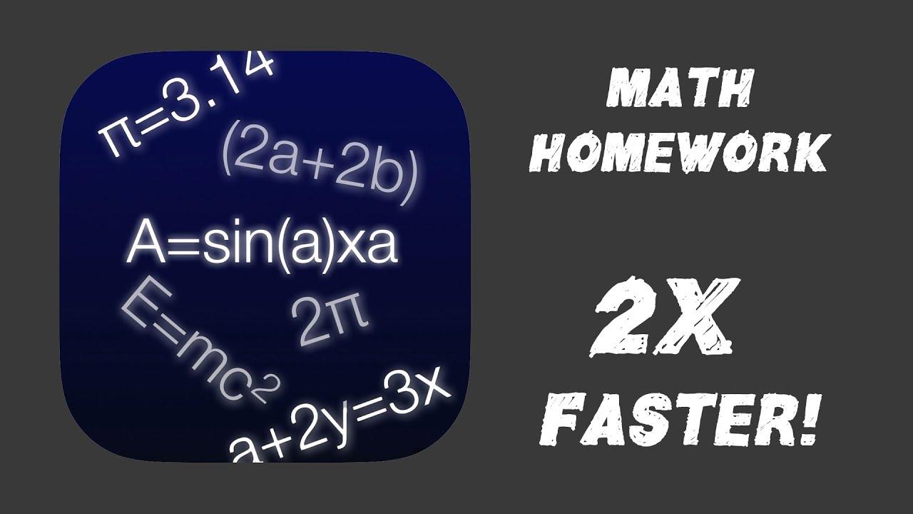 Famous App For Math Homework Gallery - Math Worksheets - modopol.com