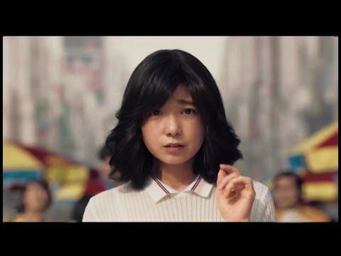 """宮崎美子、50年前の""""少女""""を熱演 マクドナルド銀座1号店がCMで再現 新テレビCM 「僕がここにいる理由」篇"""