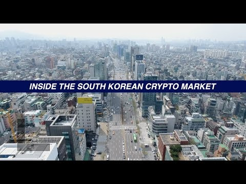 EXCLUSIVE : Inside the Korean Crypto Market!