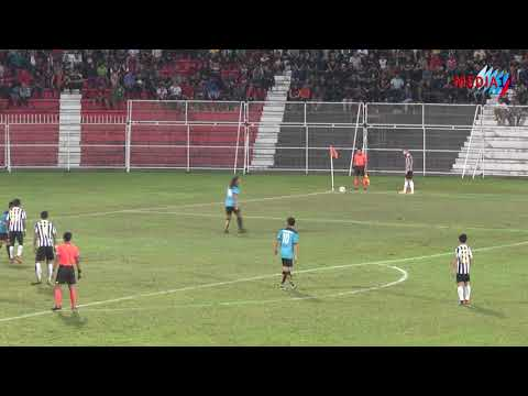 Perlawanan Akhir Terengganu FC (4) vs (2) Terengganu FC II