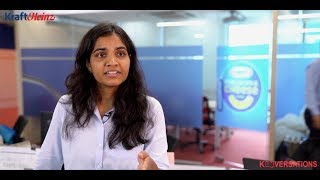 The Journey Of A Brand Manager At Kraft Heinz   Shruti Soumya, MDI Gurgaon