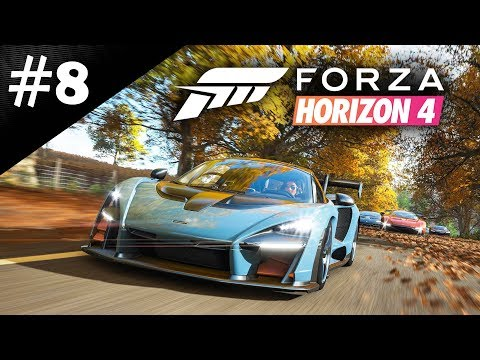 #8 LAMBO, DODGE - finalnie MITSUBISHI xD 🔥 Forza Horizon 4 PL Gameplay PL / XBOX ONE X thumbnail