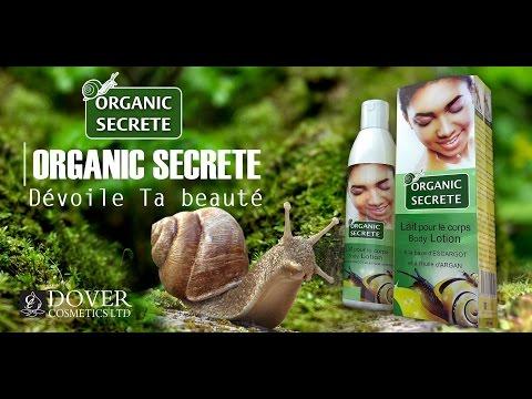 Organic Secrete - Dévoile Ta Beauté !!!