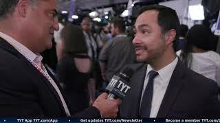 Joaquin Castro Defends Julian's Biden Attacks
