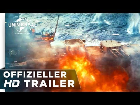 Battleship - Trailer 2 deutsch / german HD